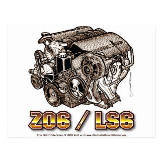 C5 Z06 LS6 POSTAL