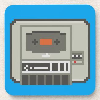 C64 Datasette 8bit Tape Cassette Recorder Coaster