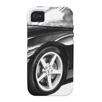 C6 corvette case for the iPhone 4