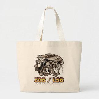 C6 Z06 LS6 TOTE BAGS