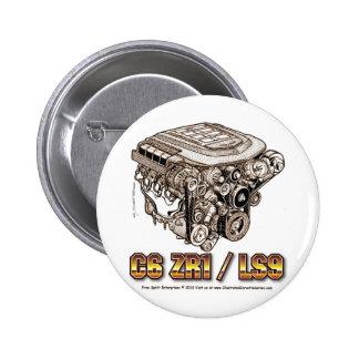 C6 ZR1/LS9 PINS