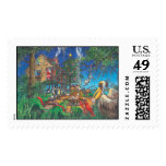 C7A Lg Postage Stamps