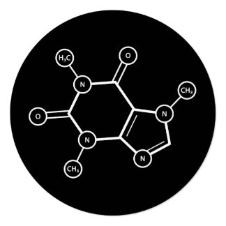 C8H10N4O2 molecular structure Invitation