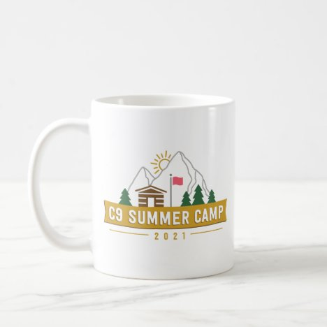 C9 Summer Camp Coffee Mug