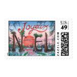 C9B Joyeaux Noel Md Postage Stamp