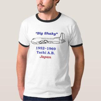 """C-124 """"Big Shaky"""" Tachikawa Air Base Japan T-Shirt"""