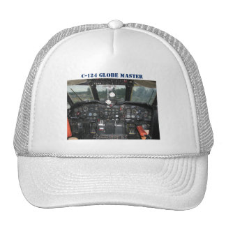 C-124 Globe Master Trucker Hat