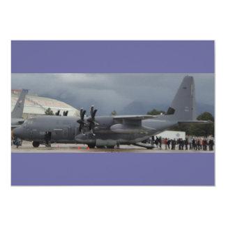 C-130 at Hill Air Force Base 2012 invitation