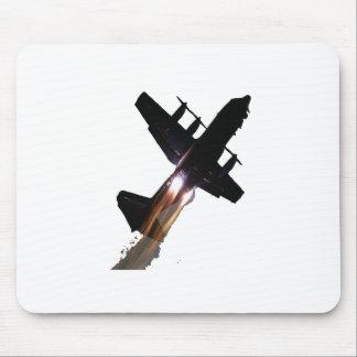 C-130 CON JATOS ENCENDIDO ALFOMBRILLA DE RATÓN