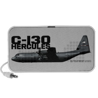 C-130 Hércules Mp3 Altavoz