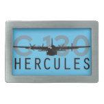 C-130 Hercules Belt Buckle