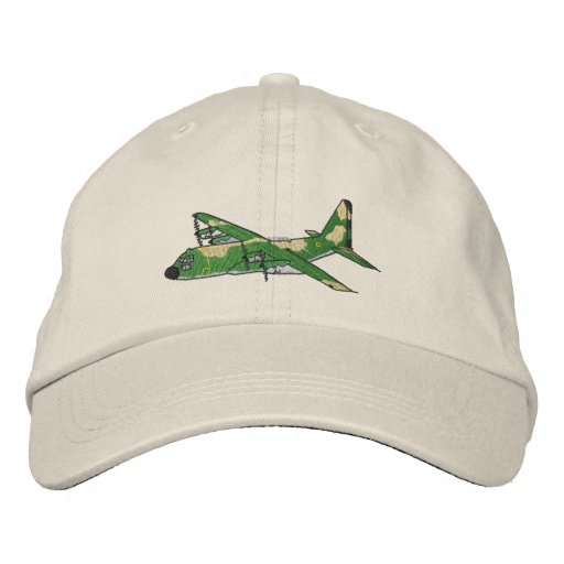 c4d54919a40 C-130 Hercules Embroidered Baseball Hat