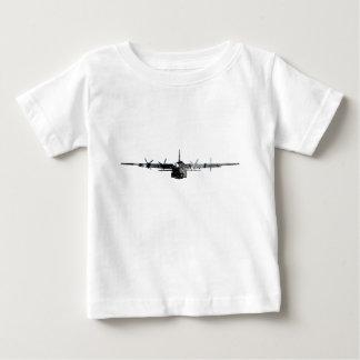 C-130 Hercules - Grunge Baby T-Shirt