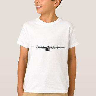 C-130 Hercules - Grunge T-Shirt