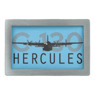 C-130 Hércules Hebilla Cinturon Rectangular