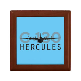 C-130 Hercules Keepsake Box