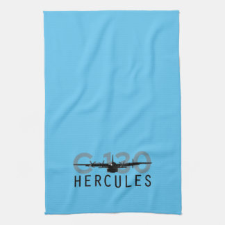 C-130 Hercules Kitchen Towel
