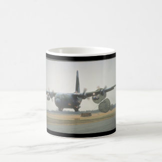 C-130 Hercules LAPES cargo_Military Aircraft Coffee Mug