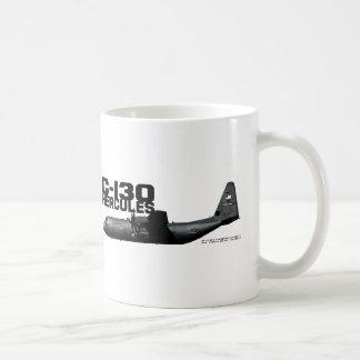 C-130 Hercules Classic White Coffee Mug