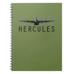 C-130 Hercules Notebook