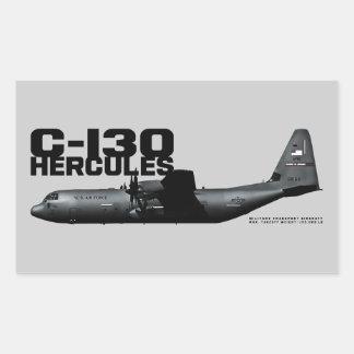 C-130 Hércules Rectangular Altavoces