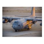 C-130 Hercules Post Card
