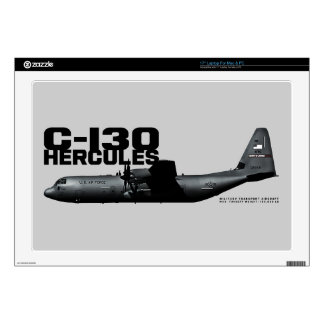 "C-130 Hercules 17"" Laptop Decals"