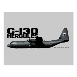 C-130 Hércules Postales