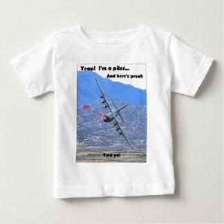 C-130 LOW LEVEL BABY T-Shirt
