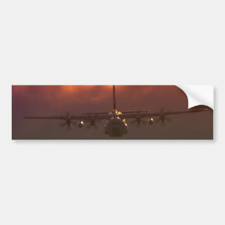 C-130 vortex bumper sticker