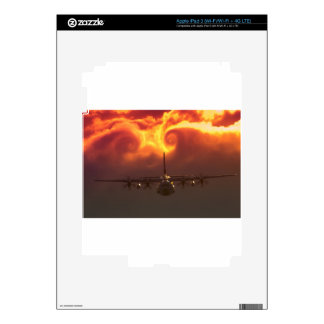C-130 vortex decal for iPad 3