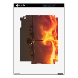 C-130 vortex iPad 2 skins