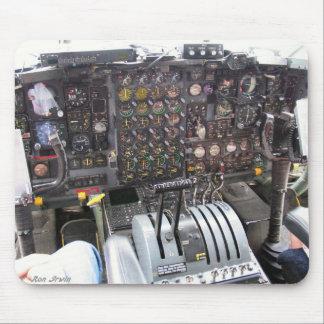 C-130A Cockpit Mouse Pad