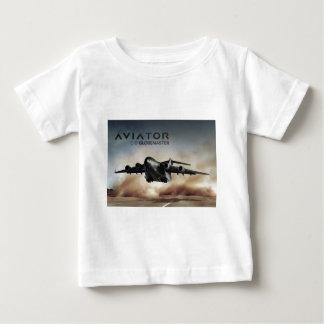 C-17 Globemaster Cargo Airplane Baby T-Shirt