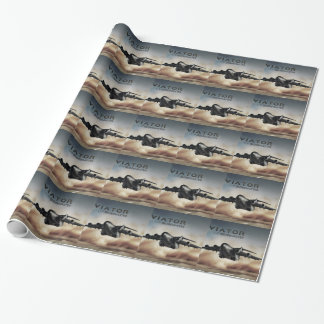 C-17 Globemaster Cargo Airplane Wrapping Paper