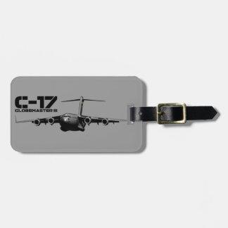 C-17 Globemaster III Bag Tag