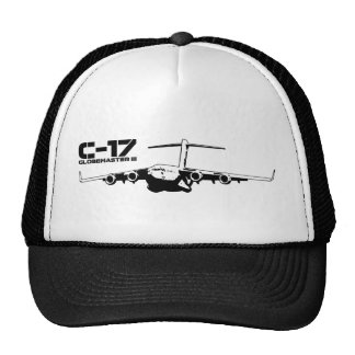 C-17 Globemaster III Gorras De Camionero