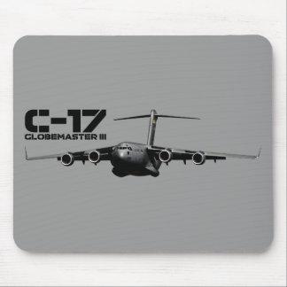 C-17 Globemaster III Mousepads