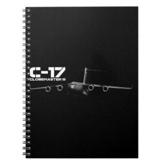 C-17 Globemaster III Notebook