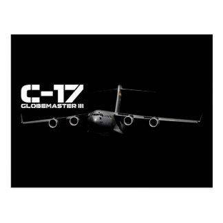 C-17 Globemaster III Postcard