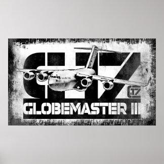 C-17 Globemaster III Poster Poster
