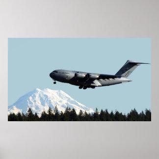 C-17 Globemaster Impresiones