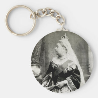 C 1880 Queen Victoria of England Key Chains