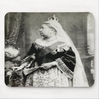 C. 1880 Queen Victoria of England Mouse Pads