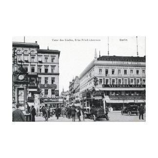 c 1905 Berlín, tilo de la guarida de Unter, Impresion De Lienzo