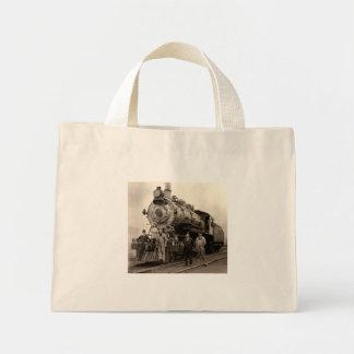 C 1905 Railroad Train Bag