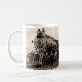 C. 1905 Railroad Train Coffee Mug