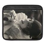 C. 1910 la pulla de la mujer del bonito fundas para iPads