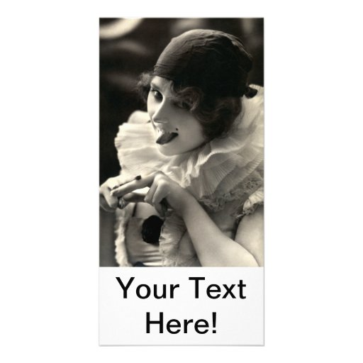C. 1910 la pulla de la mujer del bonito tarjetas fotográficas