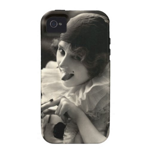 C. 1910 Pretty Woman's Taunt iPhone 4 Covers